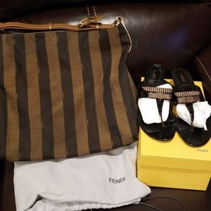 Fendi Purse/Shoes
